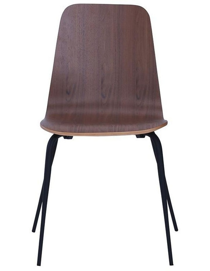 MEIKO Dining Chair - Walnut image 2