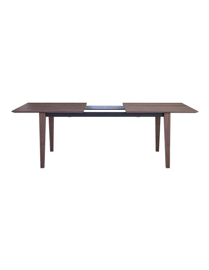 MANTON Dining Table Extendable - 180cm - Walnut image 2