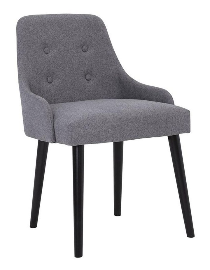 CAITLIN Dining Chair - Dim Grey image 1