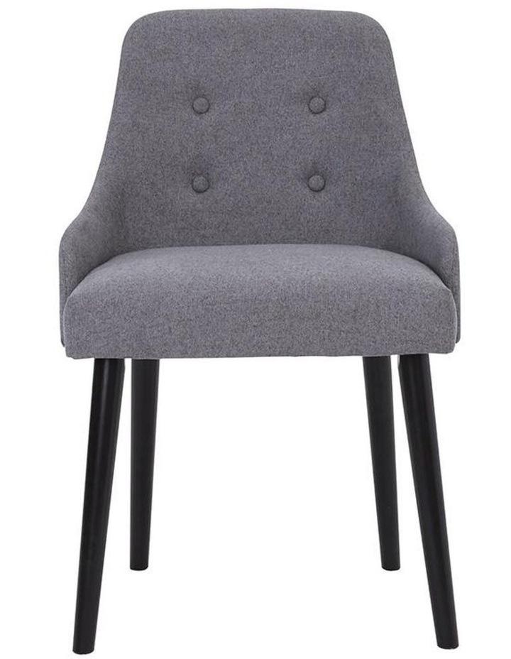 CAITLIN Dining Chair - Dim Grey image 2