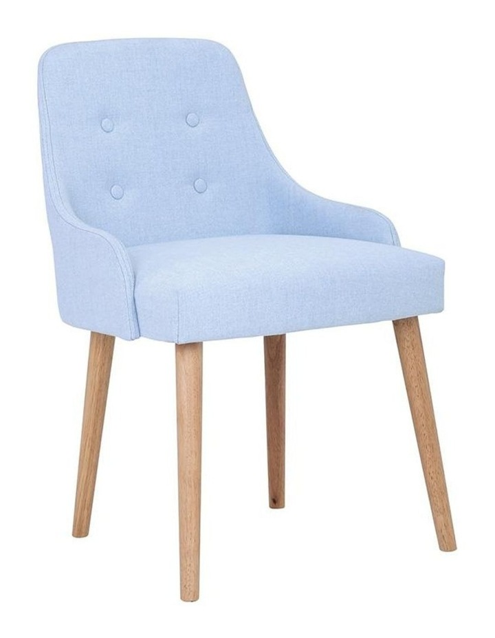 CAITLIN Dining Chair - Pale Blue image 1