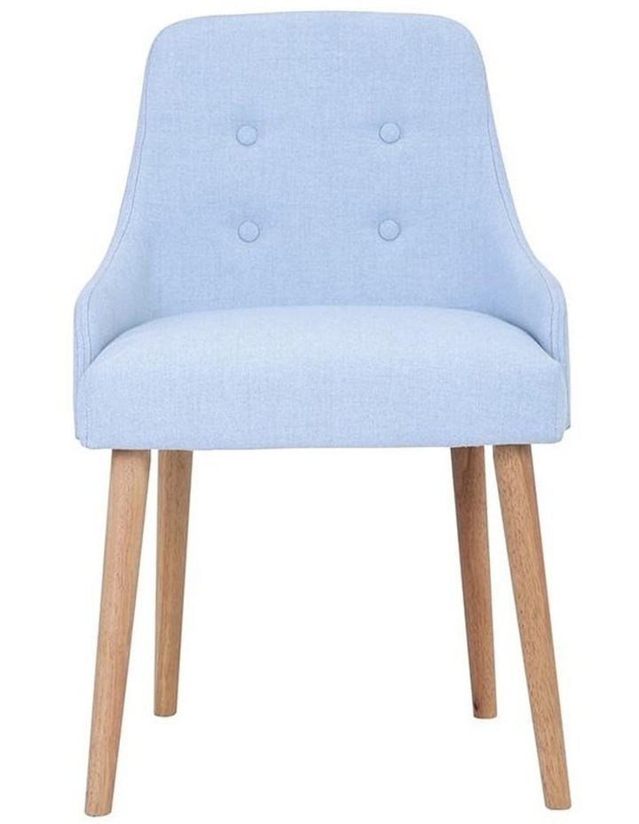 CAITLIN Dining Chair - Pale Blue image 2