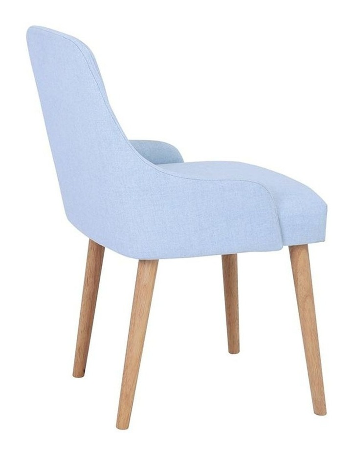 CAITLIN Dining Chair - Pale Blue image 3