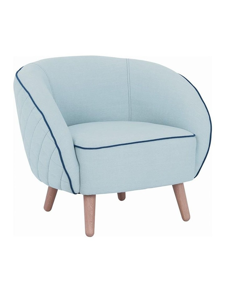 BRAT Lounge Chair - Aquamarine image 1