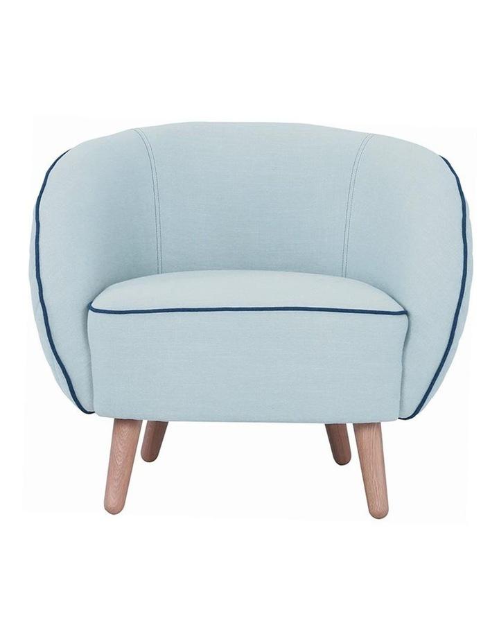 BRAT Lounge Chair - Aquamarine image 2