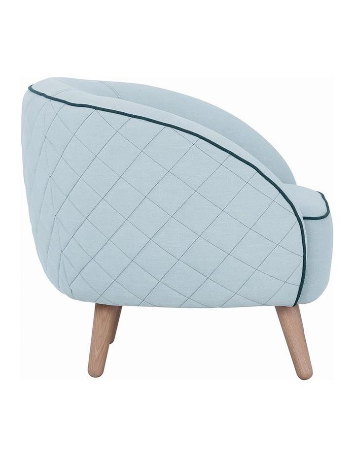 BRAT Lounge Chair - Aquamarine image 3