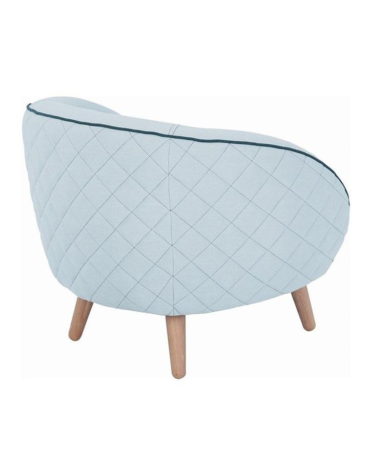 BRAT Lounge Chair - Aquamarine image 4