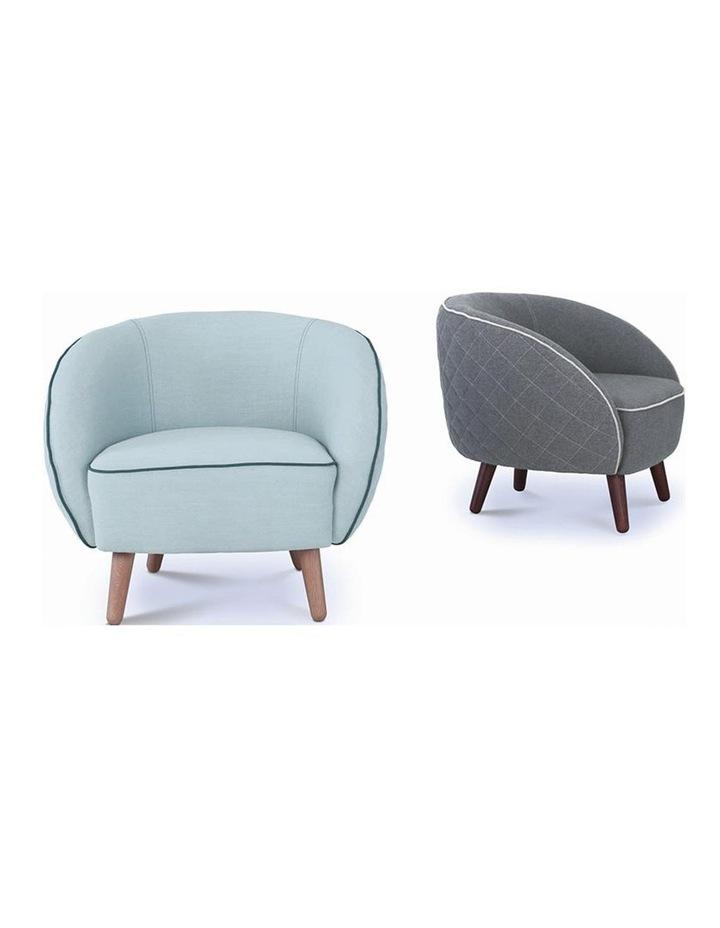 BRAT Lounge Chair - Aquamarine image 5