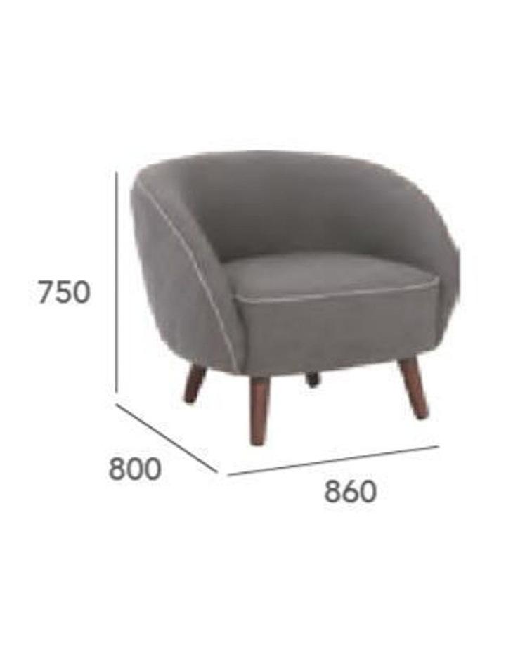 BRAT Lounge Chair - Aquamarine image 6