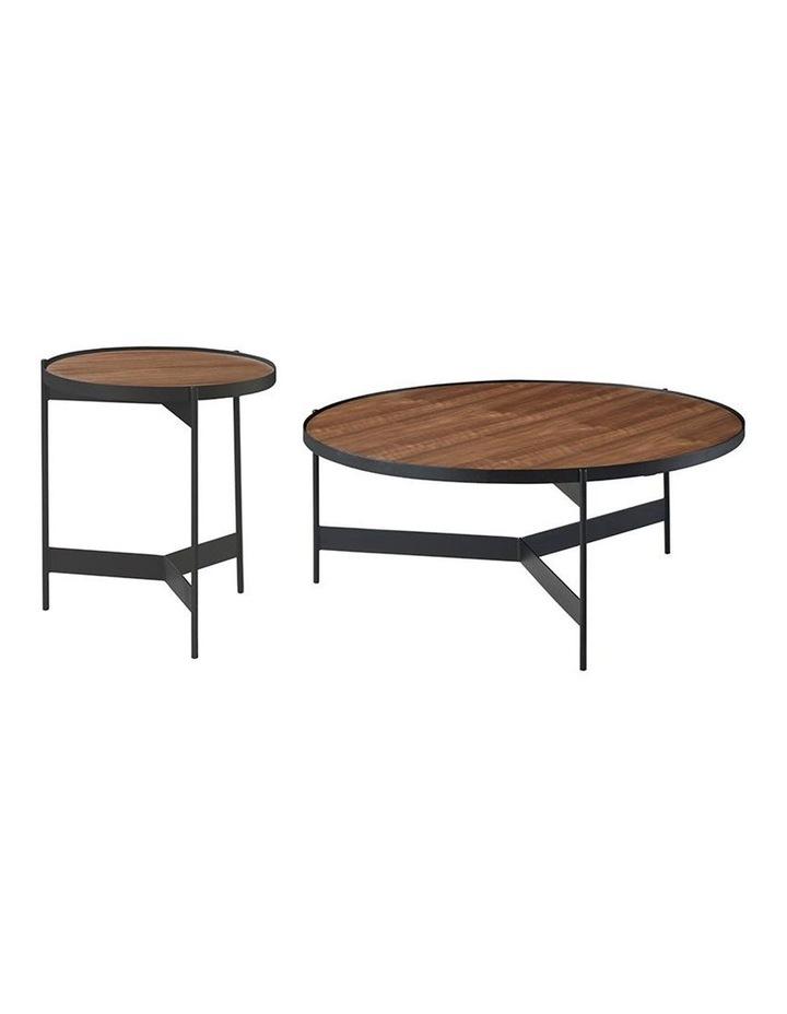 CHIARA Coffee Table - Rustic Brown image 2