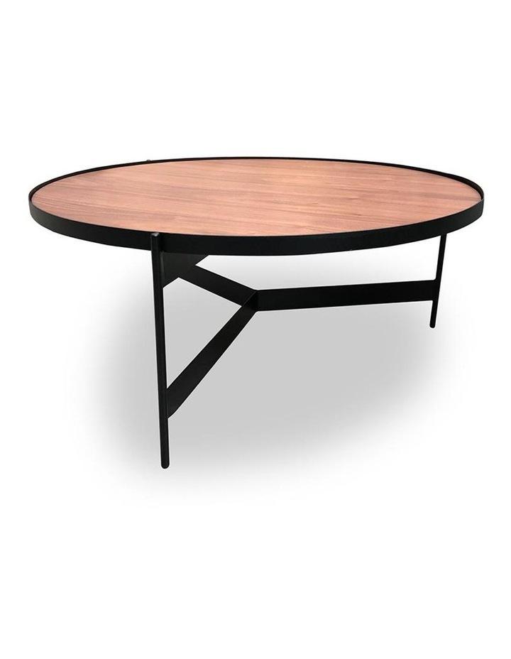 CHIARA Coffee Table - Rustic Brown image 3