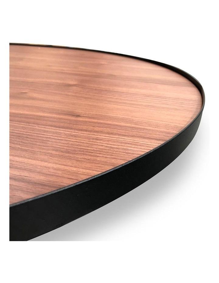 CHIARA Side Table - Rustic Brown image 2