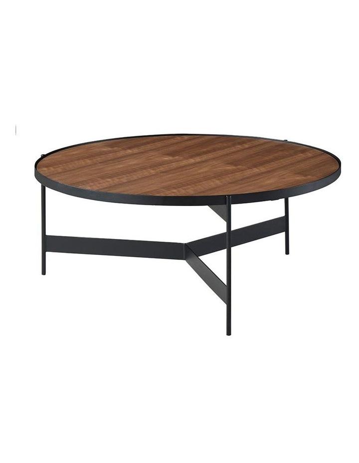 CHIARA Side Table - Rustic Brown image 3