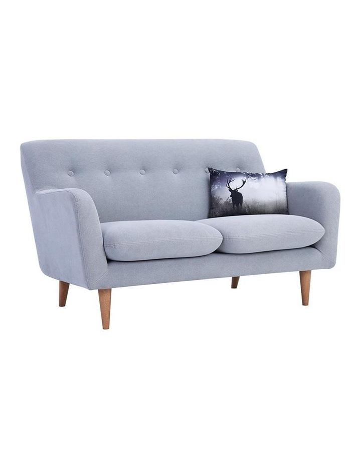 SPORTAGE Two Seater Sofa - Smoke Colour image 1