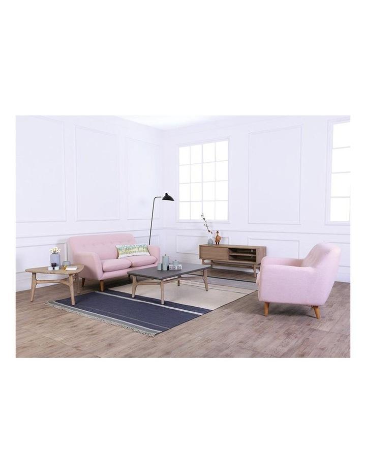 SPORTAGE Two Seater Sofa - Smoke Colour image 4