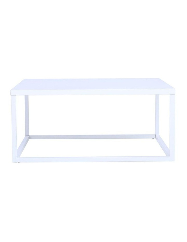 DAICHI Coffee Table 90cm - White image 2