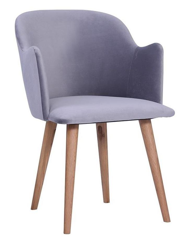 Nayeli Dining Chair - Grey image 1