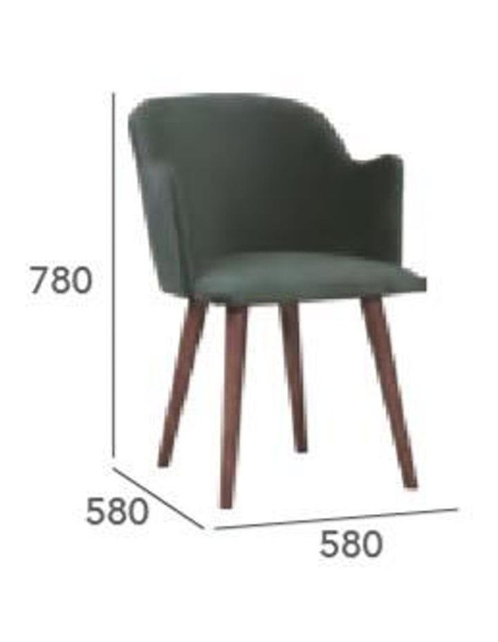 Nayeli Dining Chair - Grey image 6