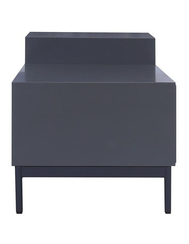 Lowell Tv Entertainment Unit - 180cm - Gunmetal Grey image 3
