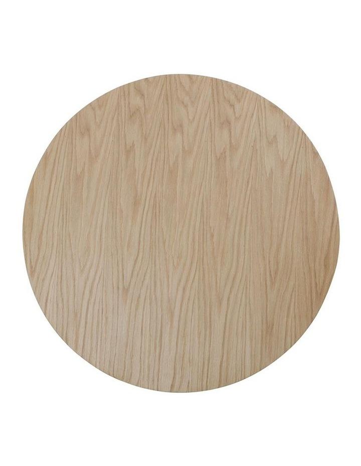 Oriel Coffee Table Round 90cm - Oak image 3