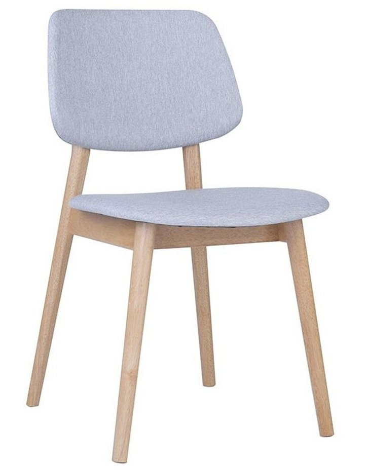 Mercy Dining Chair - Natural/Light Grey image 1