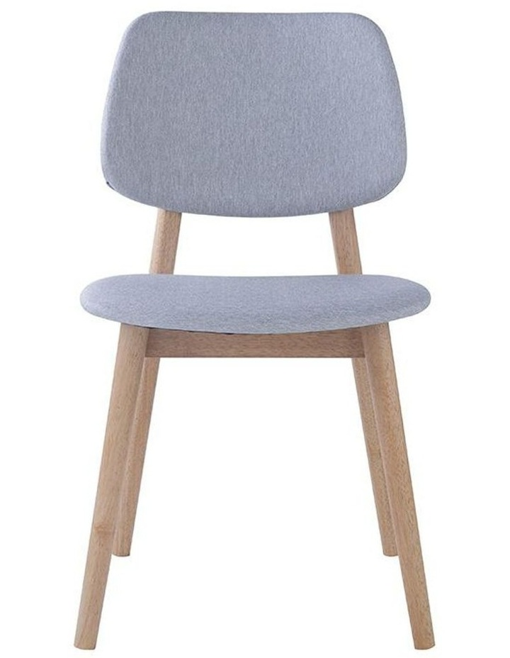 Mercy Dining Chair - Natural/Light Grey image 2