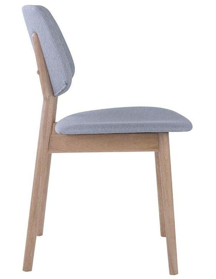 Mercy Dining Chair - Natural/Light Grey image 3