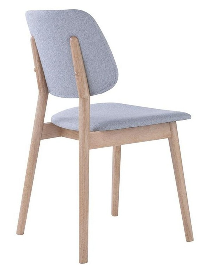 Mercy Dining Chair - Natural/Light Grey image 4