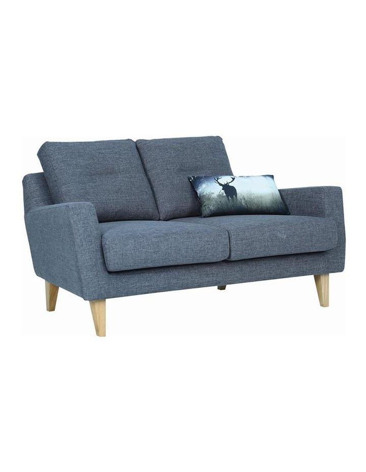 Malibu 2 Seater Sofa - Marble Blue image 1