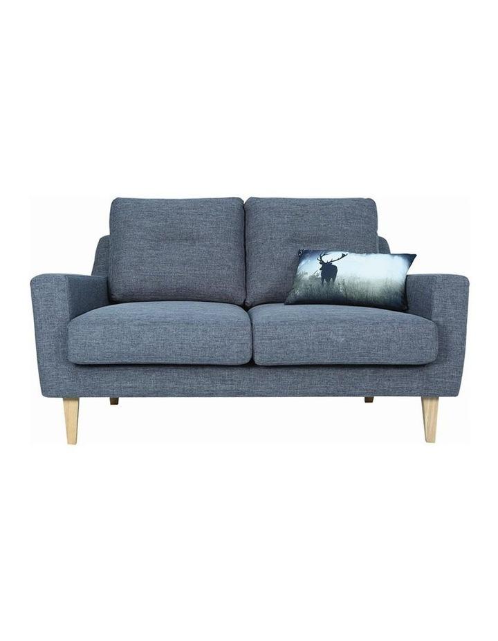 Malibu 2 Seater Sofa - Marble Blue image 2
