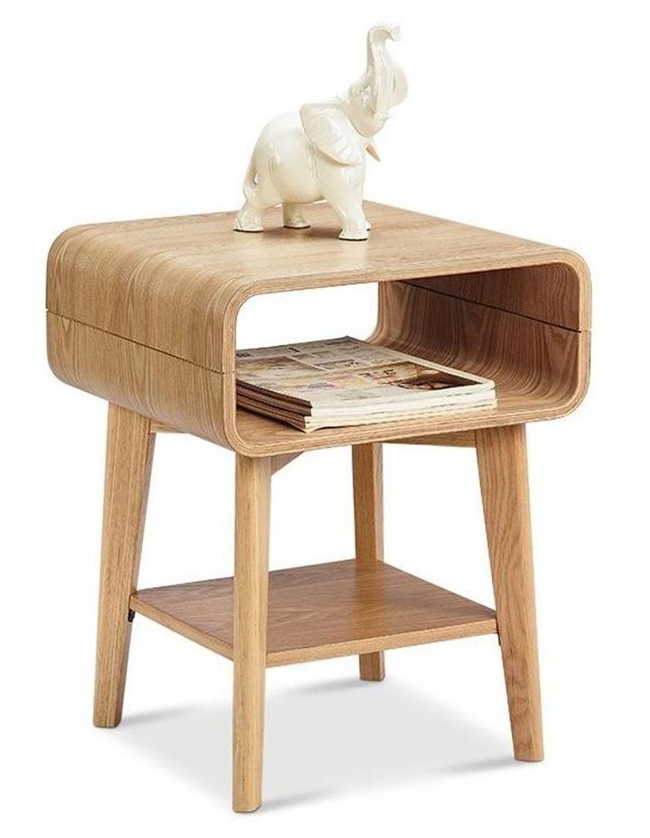 KAIA Bedside Side Table - Ash Veneer image 2