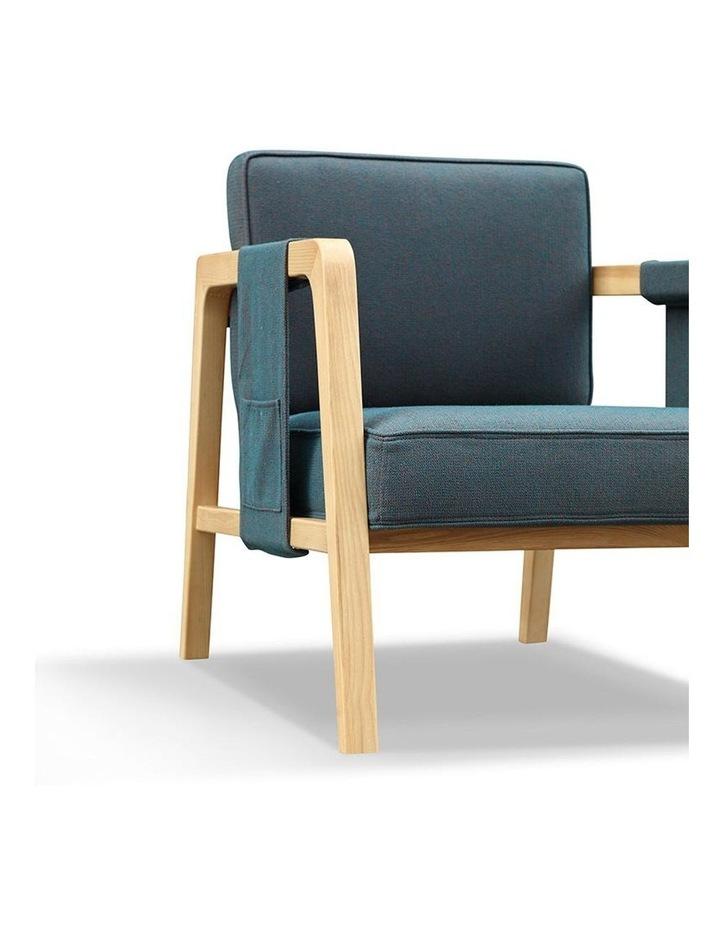 Jonty Lounge Chair - Jade Green image 2