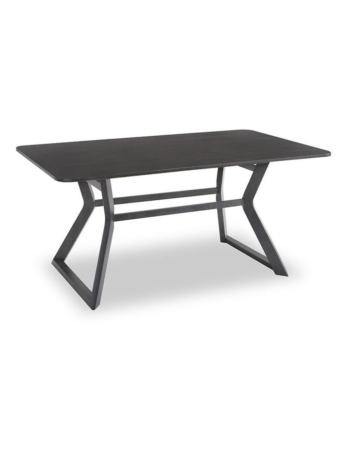 Lorca Dining Table 1.8M - Black image 1