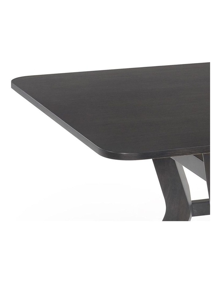 Lorca Dining Table 1.8M - Black image 2