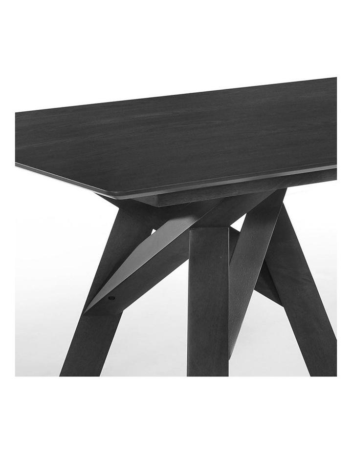 Monty Dining Table 2.0M - Black image 3