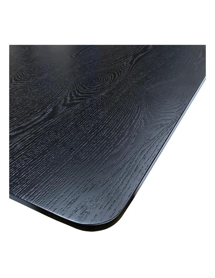 Monty Dining Table 2.0M - Black image 4