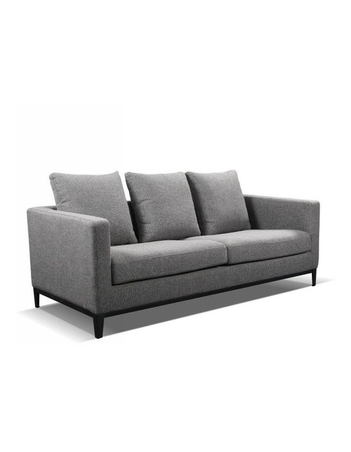 Lyra 3 Seater Sofa - Grey image 1