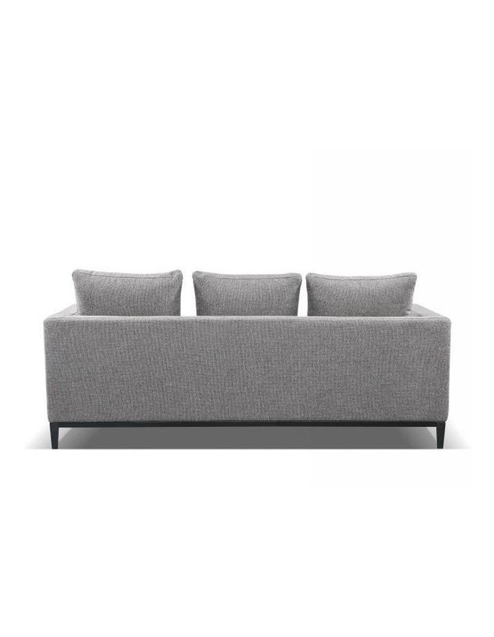 Lyra 3 Seater Sofa - Grey image 3