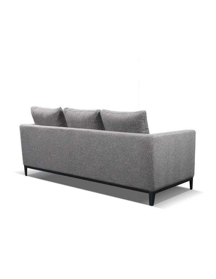 Lyra 3 Seater Sofa - Grey image 4