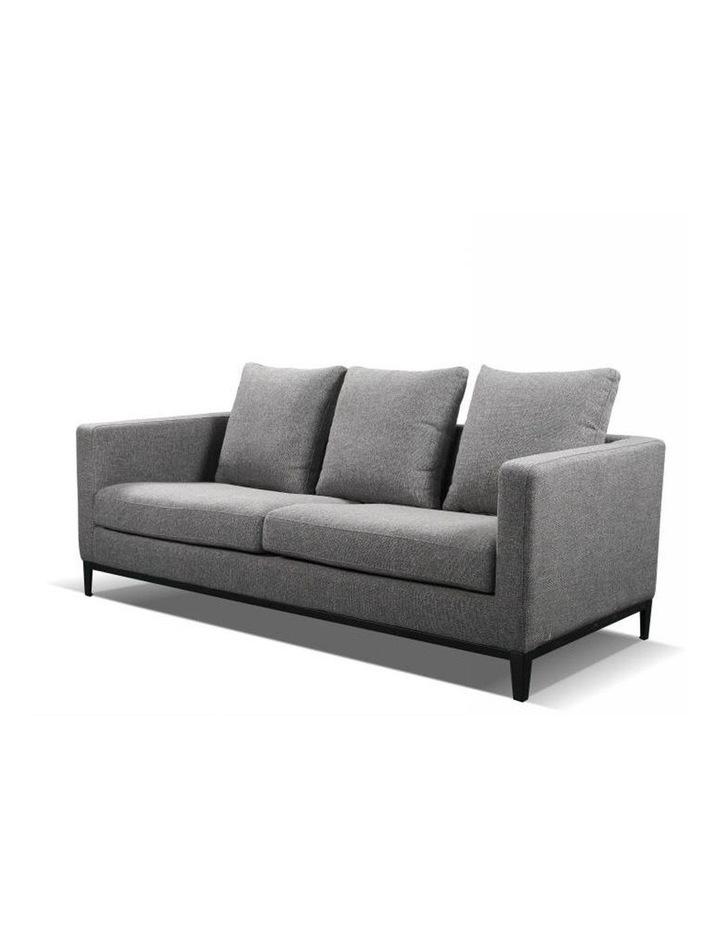 Lyra 3 Seater Sofa - Grey image 5