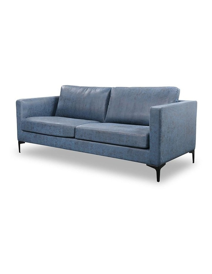 Rylan 3 Seater Sofa - Blue image 2