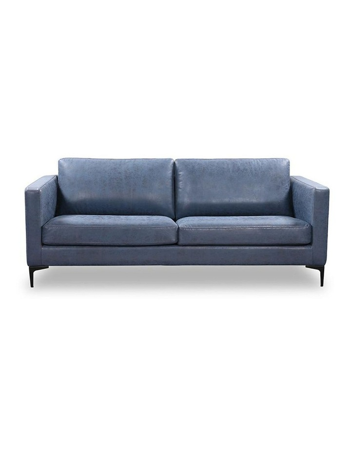 Rylan 3 Seater Sofa - Blue image 3