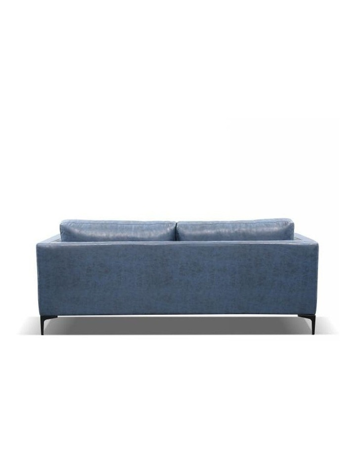 Rylan 3 Seater Sofa - Blue image 4