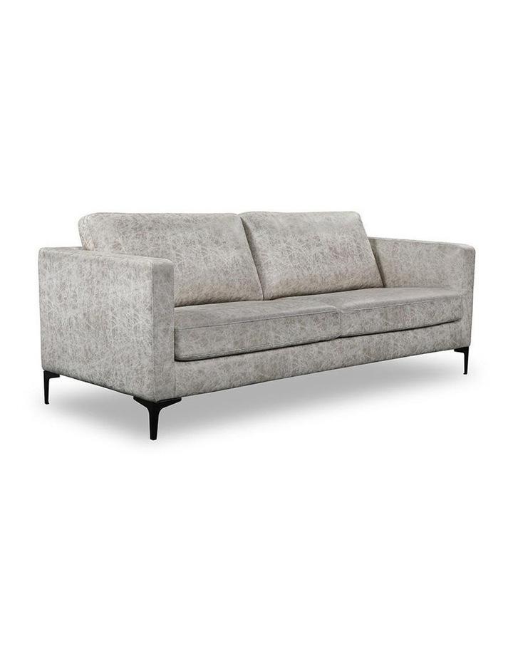Rylan 3 Seater Sofa - Taupe Grey image 1