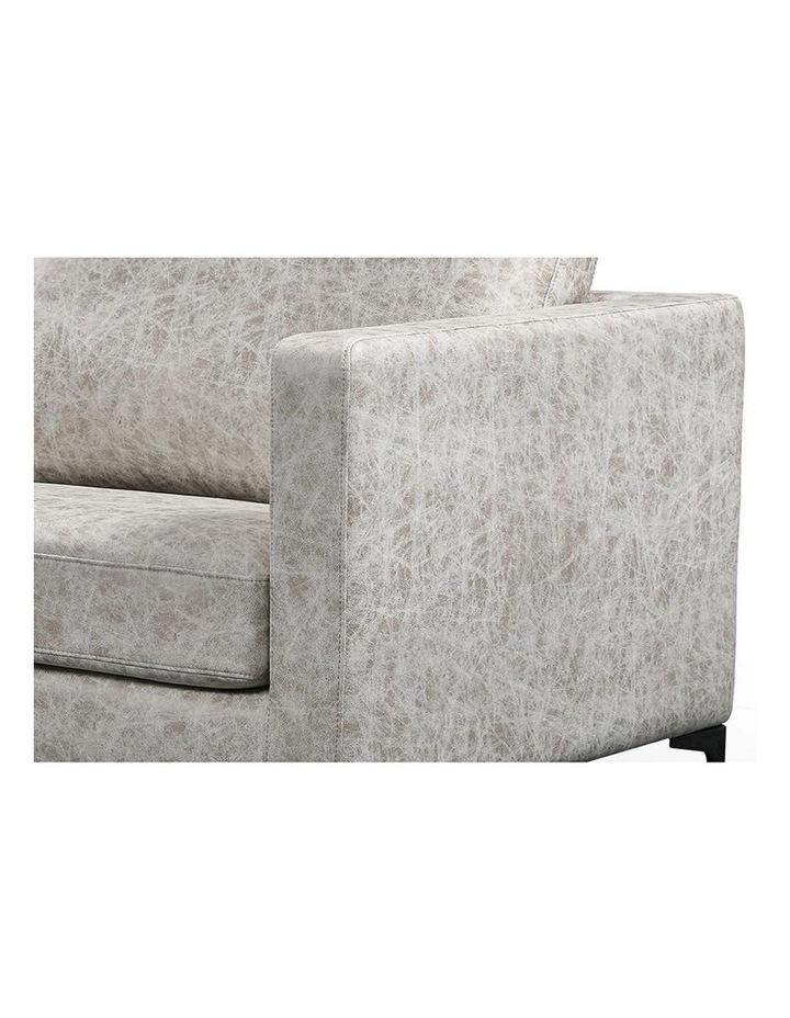 Rylan 3 Seater Sofa - Taupe Grey image 5
