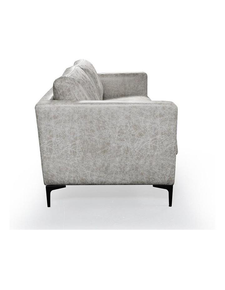 Rylan 3 Seater Sofa - Taupe Grey image 6