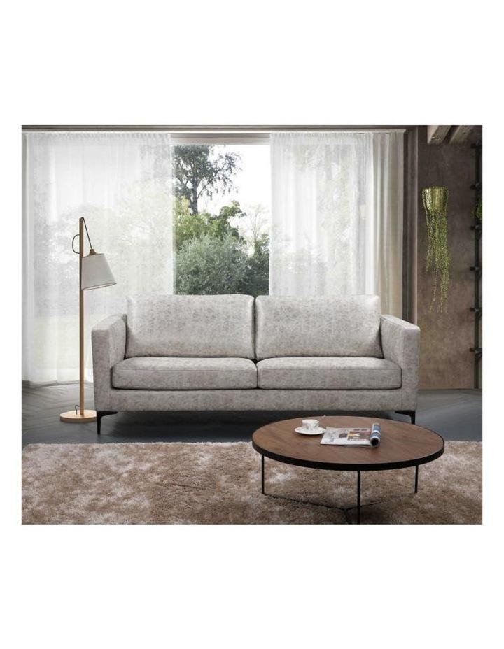 Rylan 3 Seater Sofa - Taupe Grey image 7