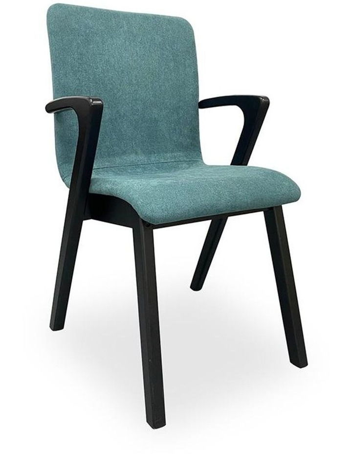 Fleur Dining Chair - Teal image 1