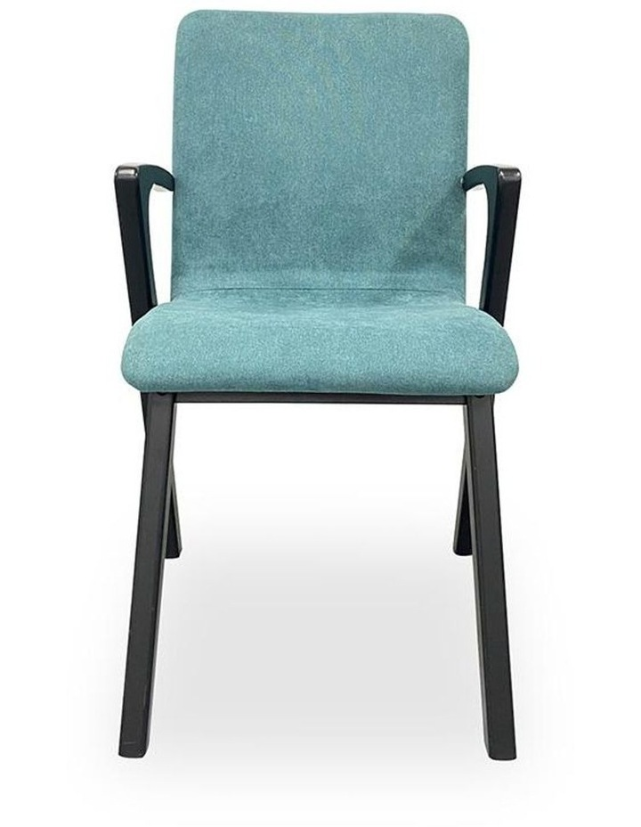 Fleur Dining Chair - Teal image 2