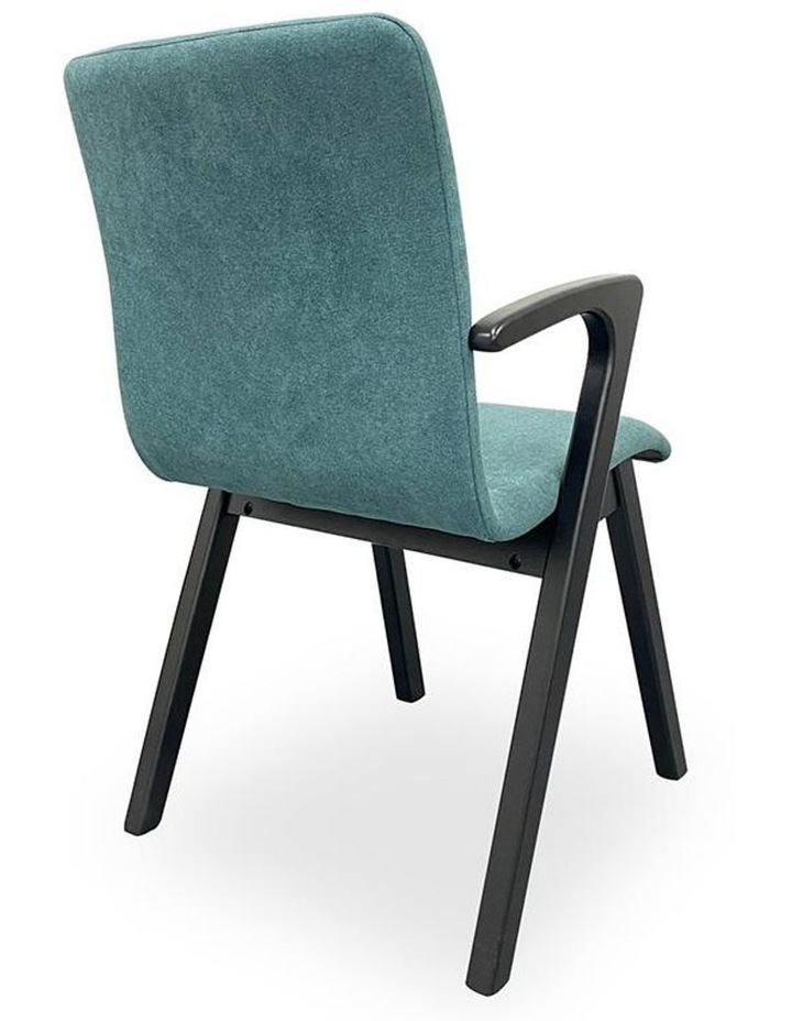 Fleur Dining Chair - Teal image 4